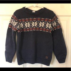 Boys Janie & Jack Holiday Sweater